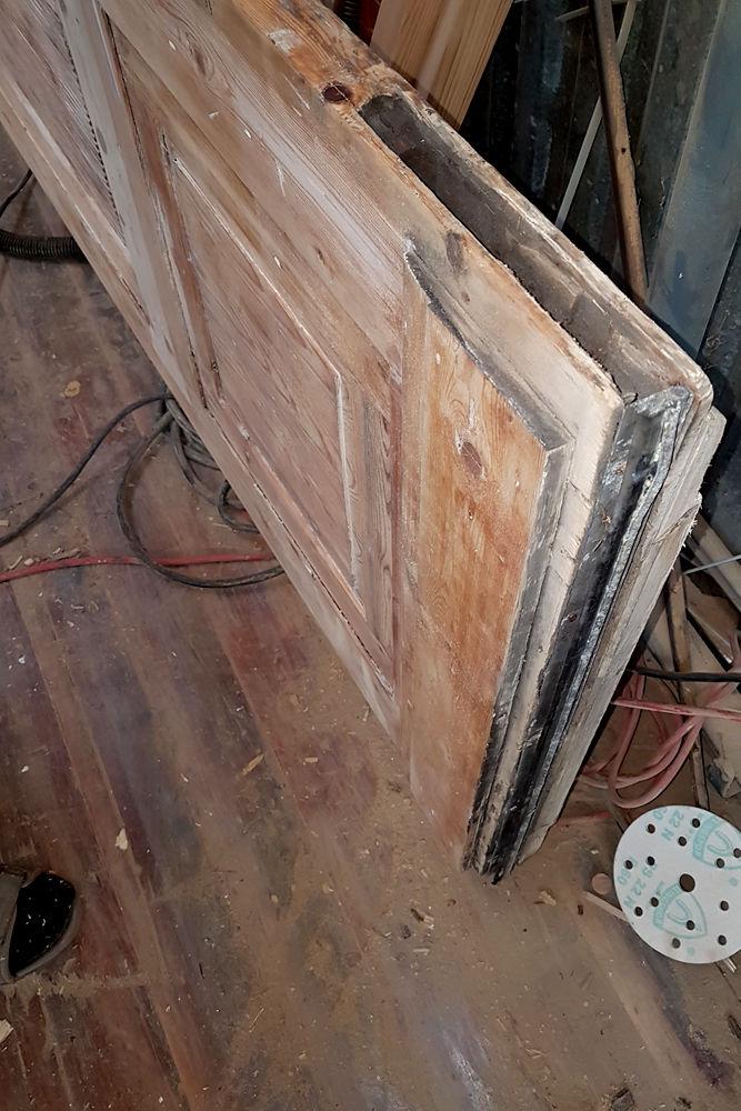 Døre restaurering