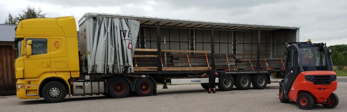 production-transport-truck