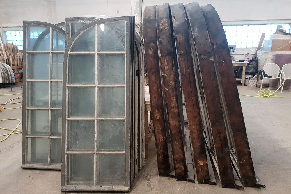 Renovering af trævinduer